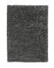 Amazon Am 10 Silver Shaggy Hand Tufted Rug - 60% Viscose 40% Wool