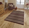 Diamond 220a Burgandy Budget Machine Made Rug - 100% Polypropylene