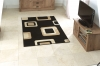 Diamond 2751 Black Budget Machine Made Rug - 100% Polypropylene