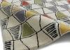 Fiona Howard Echo Fh04 Designer Hand Tufted Rug - 50% Viscose 50% Wool