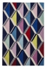 Fiona Howard Fh05 Designer Hand Tufted Rug - 100% Wool