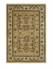 Heritage 993 Beige Traditional Machine Made Rug - 100% Polypropylene