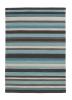 Hong Kong 2022 Blue Modern Hand Tufted Rug - 100% Acrylic