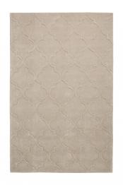 Hong Kong 8583 Beige Modern Hand Tufted Rug - 100% Acrylic