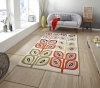Inaluxe Fabrique Ix04 Designer Hand Tufted Rug - 50% Viscose 50% Wool