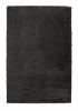 Loft 01810a Grey Shaggy Machine Made Rug - 100% Polypropylene