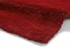 Loft 01810a Red Shaggy Machine Made Rug - 100% Polypropylene