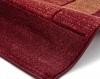 Matrix A0221 Red Floral Machine Made Rug - 100% Polypropylene
