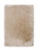 Montana Beige Shaggy Hand Tufted Rug - 75% Acrylic, 25% Polyester