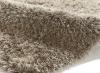 Monte Carlo Mink Shaggy Hand Tufted Rug - 60% Acrylic, 40% Viscose
