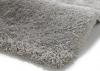 Monte Carlo Silver Shaggy Hand Tufted Rug - 60% Acrylic, 40% Viscose