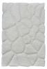 Noble House Nh5858 Cream Shaggy Hand Tufted Rug - 70% Acrylic 30% Polyester
