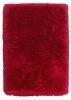 Polar Pl 95 Red Shaggy Hand Tufted Rug - 100% Micro Fibre Acrylic