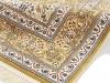 Regal 0227a Gold Traditional Machine Made Rug - 100% Polypropylene