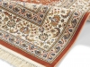 Regal 0227a Terracotta Traditional Machine Made Rug - 100% Polypropylene
