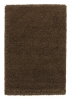 Vista 2236 Beige Shaggy Machine Made Rug - 100% Polypropylene