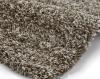 Vista 3547 Beige Shaggy Machine Made Rug - 100% Polypropylene