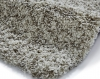 Vista 4803 Cream Shaggy Machine Made Rug - 100% Polypropylene